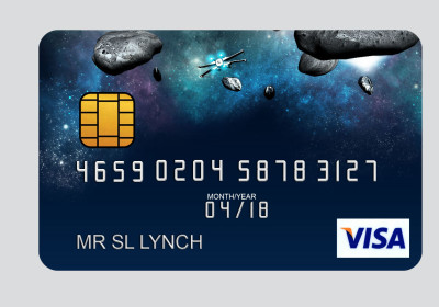 Credit Card Wikicommons